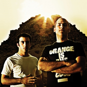 Egyptian duo Aly & Fila
